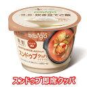 bibigo ビビゴ びびご クッパ スンドゥブ 純豆腐 クッパ 170g 防災食 防災グッズ おつまみ 非常食 韓国料理 韓国食材 韓国食品