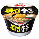 農心 天ぷら うどん カップ麺 111g 1個 てんぷらうどん うどんラーメン うどんカップラーメン...