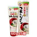 【送料無料】ヘチャンドル チューブ コチュジャン 60g 5...