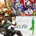 【送料無料】WiiFit発売記念!!ウィーフィットに更に人気Wiiソフトが3本★4本まとめてお買い得「選べるWii Fit福袋」激安