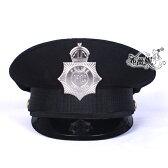 ポリス 帽子 警官 ハット 小物 コスチューム ハロウィン コスプレ 警察 【ds398】コスプレ ポリス 本格的