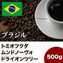 ブラジル スペシャルティコーヒー(500g) トミオフクダ ムンドノーヴォ ドライオンツリー | マメーズ焙煎工房(コーヒー/コーヒー豆)