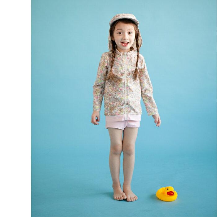 水着 女の子 スイムウェア上下セット ラッシュ...の紹介画像3