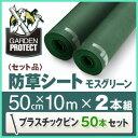 モスグリーン プラスチック