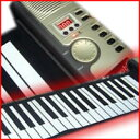 クーポン ハンドロールピアノ ロールアップピアノ