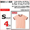 • 4.7 oz trim t-shirt (assorted colors / bundled)-20P04Jul15