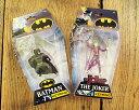◎【BATMAN/バットマン】フィギュアキーリング『バットマン&ジョーカーセット』キーチェーン・キーホルダー・DCコミック・DC・アメキャラ・アメコミ・アメリカン雑貨・アメリカ雑貨・アメ雑・映画