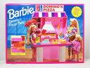 ◎【バービー/barbie 】『ドミノピザパーティー』マテル・ドール・アメキャラ・アメリカ雑貨・アメリカン雑貨・アメトイ