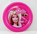 ◎【バービー barbie】 プレート・お皿 アメキャラ・アメリカン雑貨・アメリカ雑貨・アメ雑・小物入れ