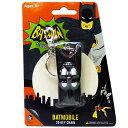 ◎【 バットマン BATMAN 】 3Dキーチェーン 『1966 TVシリーズ バットモービル』 DCコミックス・DC・アメキャラ・アメコミ...