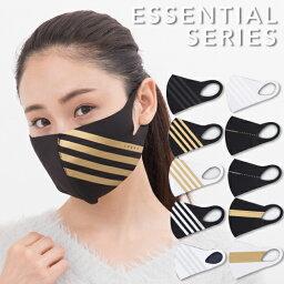 【送料無料】LOOKA デザインマスク エッセンシャル | デザイン マスク ルカ 繰り返し 洗える 紫外線 蒸れない 肌荒れしない 耳痛くない おしゃれ かっこいい 韓国 Lサイズ Mサイズ Sサイズ 男女兼用 M-C