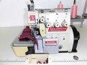 【中古】YAMATO ヤマト ヤマトミシン 2本針4本糸オーバーロックミシン モデルNO AZ-6025H型 100V クラッチモーター250W