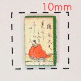 百人一首(3)【和柄(お正月・成人式・着物)ネ...の紹介画像2