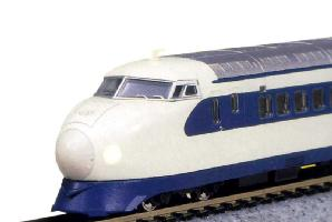 KATO 0-2000 series Shinkansen 8-car basic set model train