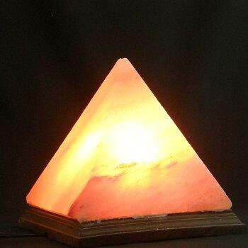 Pink pyramid l on