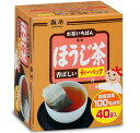 ティーバッグ お茶いちばん ほうじ茶 2g×40袋 [国産茶葉100%使用。おいしさを便利に]水出しでもどうぞ