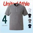 Tシャツ 半袖 メンズ ヘンリーネックTシャツ 5.6オンス S M L XLサイズ