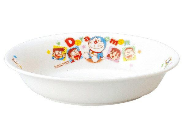 ドラえもん(こども定番食器)カレー皿陶器楕円皿幼児用食器レンジ対応食洗機対応日本製ラッピング可能男の