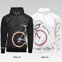 【VALETTE/バレット】Pair cycle(ペアサイクル) ポケプルパーカー【サイクルジャージ...