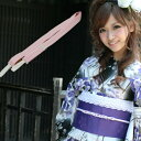 "Always need to ""nadeshiko"" Colin belt tomesode, houmongi, furisode, solid color-yukata! Fitting accessories set"