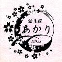 SAKURA No.074 名入れ彫刻 追加デザイン