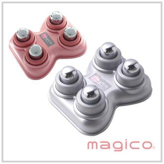"""""""衹マジコ痊愈器四個壞球式""""按≪magico,痊愈器,按摩器,指壓代用器,穴,并且按,罐子,并且,吸取教訓,并且是,僵硬,肩膀僵硬,肩膀痛,腰痛,中山式痊愈器≫"""