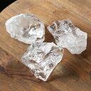 10P01Oct16 水晶 原石 (小) 1個【置物/かち割り/浄化/お守り/ラフ/天然石/パワーストーン/2000900800906】