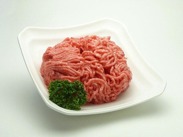 挽きたてフレッシュなジューシー合挽き肉(500g)...:nikuru:10000171