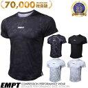 EMPT メンズ トレーニングウェア 半袖 | ジムウェア ...