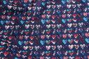 ショッピングHEARTS 【リバティプリント/LIBERTY】Marble Hearts 3636192-16BT