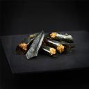 海苔巻き揚げ煎 (揚げ煎 醤油 海苔 和菓子)
