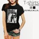 ショッピングオリジナルデザイン Tシャツ レディース メンズ Uネック クルーネック 丸首 綿 半袖 カットソー sexy girl gun tattoo photo 大人かわいい オシャレ かわいい かっこいい ペア カップル おそろ リンクコーデ
