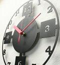 GHOオリジナルステンレス掛け時計D?05