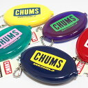 チャムス財布 チャムス CHUMS 財布 コインケース CH61-1005 チャムスロゴクイコインウィズボールチェーン CHUMS Logo Quikoin with Ball Chain キャンプ