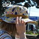 clef クレ RB3593 REV.GARDEN HAT レディース オール