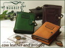 Antique books and two fold wallet wallet ladies 2 fold, two fold wallet Womens Leather o-sho