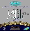 3月下旬入荷予定 KMC X9SL チェーン ゴールド