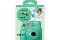 FUJIFILM<富士フイルム>インスタントカメラチェキミニ8プラスミントmini8本体
