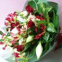 心をこめて花束を・・≪お誕生日・お祝い・送迎歓迎・還暦など≫オーダーメイド&おまかせ花束10000円