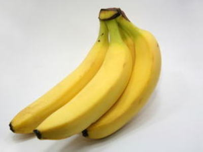 バナナ1パック、700g前後、3〜6本前後