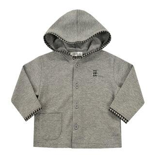 ☆ ☆ ♦ 產品 ♦ 在日本嬰兒嬰兒連帽外套安全檢查管道派克 82010 灰色灰色 10P05Sep15