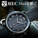 レック REC MINI ミニ ミニクーパー クーパー メンズ ユニセックス 腕時計 電池式 クォーツ 腕時計 ミニマル クラシックカー シンプル 薄型 42mm 北欧 カジュアル フォーマル REC-C1 REC-C2 送料無料 2年保証 正規品