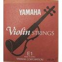 ヤマハ バイオリン弦 E1 VS-01