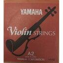 ヤマハ バイオリン弦 A2 VS-02