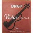 ヤマハ バイオリン弦 G4 VS-04