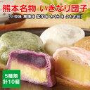 いきなり団子 10個セット 芋スイーツ 秘密の ケンミンショ...