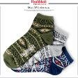 Healthknit ヘルスニット メンズ 3Pソックス エスニック スニーカー Lサイズ 短い 靴下 ソックス セット 3足組 3P 26〜28cm