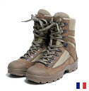 【SALE\13000→\11500】 フランス軍 コンバット ブーツ ARGUEYROLLES / シューズ / メンズ・レディース / 陸軍 タクティカル ミリタリー デッドストック / BRODEQUIN ZONE CHUDE