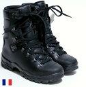 フランス軍 コンバット ブーツ ブラック ARGUEYROLLES / シューズ / レディース・メンズ / タクティカル ミリタリー デッドストック