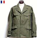 フランス軍 USED ジャケット M47 ツイル 【中古】メンズ / 軍 / ミリタリー / ミリタリージャケット